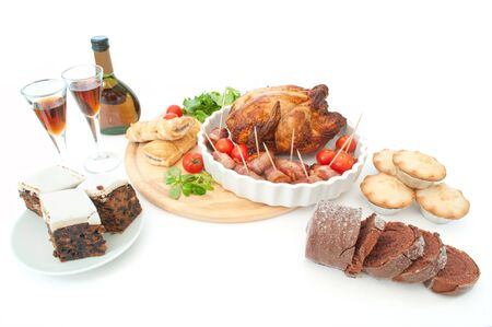 Traditional christmas food Stock Photo - 11408509