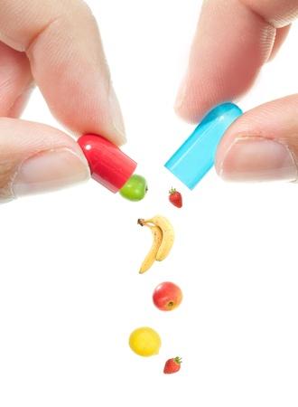 vitamina a: La vitamina p�ldora