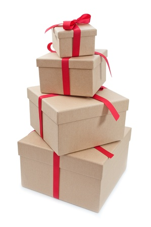 wrapped present: Gifts
