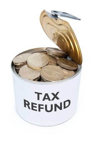Tax refund  photo