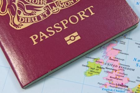 passeport: Passeport Banque d'images