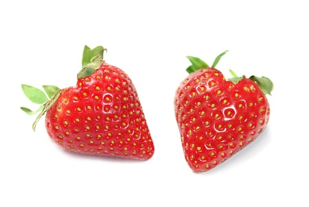 forme: Fraises heartshaped