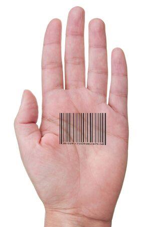 computerised: Humand barcode