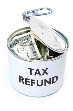 Tax refund photo
