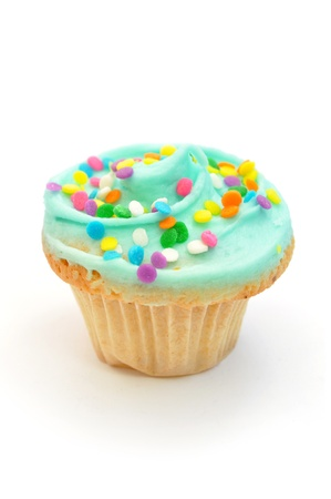 cupcakes isolated: Cupcake