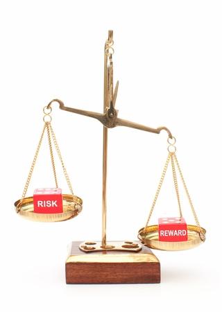 outweigh: Reward outweighing risk