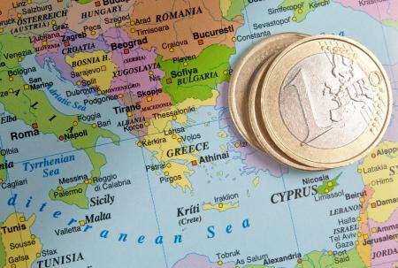 zone euro: L'euro et la Gr�ce