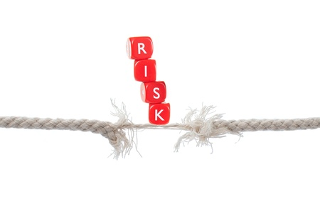 Risk Stock Photo - 13861514