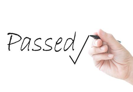 by passes: Pasado Foto de archivo