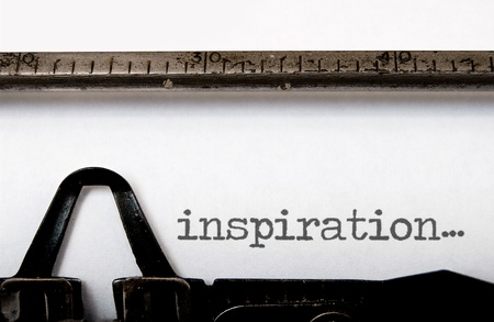 writers: Inspiration