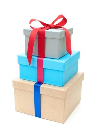 Gift boxes Stock Photo - 16233713