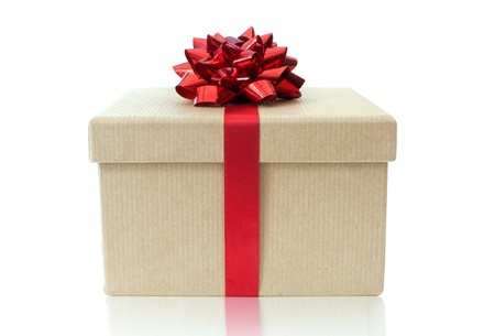 Gift box Stock Photo - 16401321