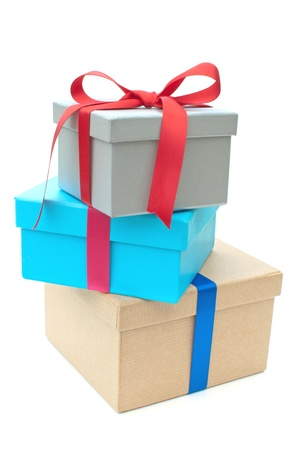 Gifts  Stock Photo - 16492223