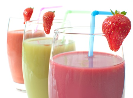 Smoothies Stock Photo - 16492226
