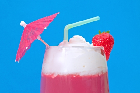 Smoothie milkshake Stock Photo - 16604196
