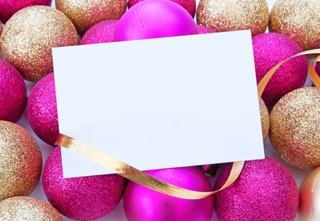 Christmas message  Stock Photo - 16604301