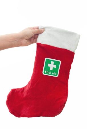 Christmas donation Stock Photo - 16720371