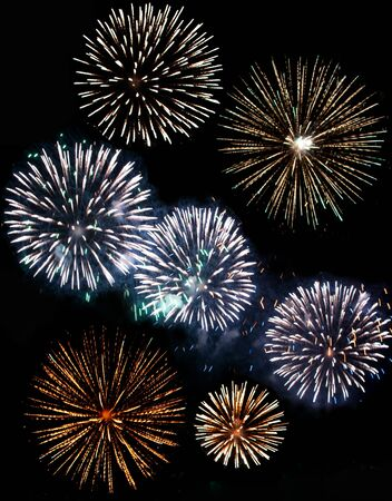 Fireworks  Stock Photo - 16720386