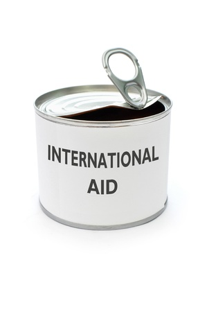 International aid Stock Photo - 16720363