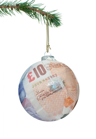 Christmas bauble Stock Photo - 16720364