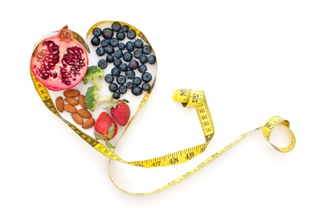 Superfoods detox diet  Stock Photo