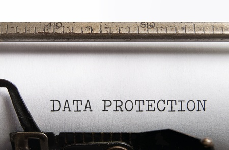 Data protection  Stock Photo - 17429314
