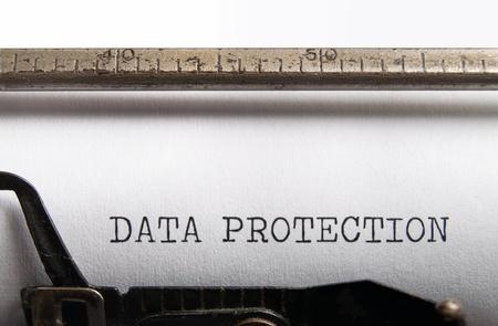 Data protection Stock Photo - 17429314