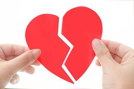 heart broken: Mending a broken heart