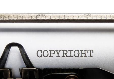 plagiarism: Copyright