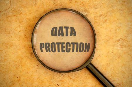 datos personales: Protección de datos