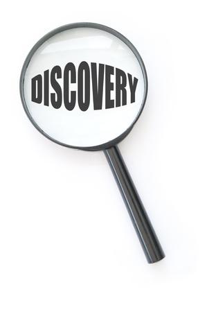 descubrir: Descubrir Foto de archivo