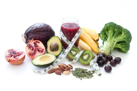 Fruit and vegetable detox diet