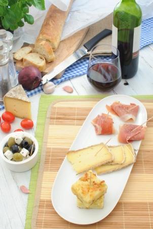 kitchen spanish: Spanish tapas