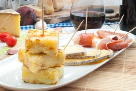kitchen spanish: Spanish snacks