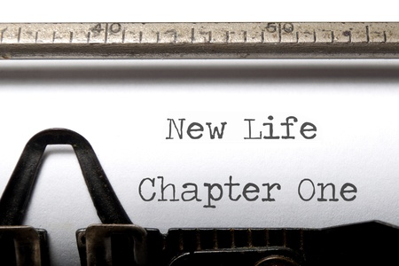 life change: New life
