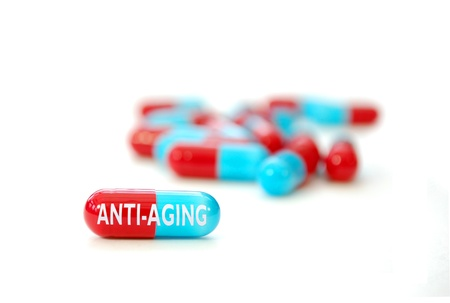 life extension: Anti-aging pill