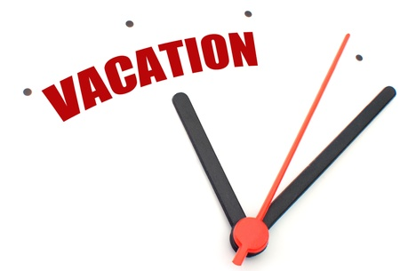 destress: Time for a vacation