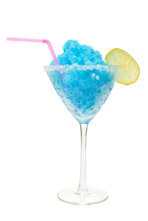 crushed by: Ice cold cocktail