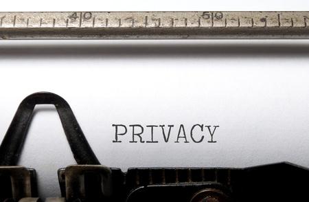 개인 정보 보호