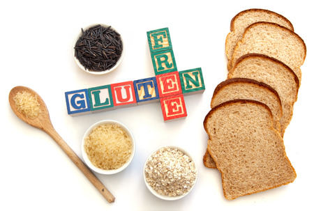 celiac: Gluten free