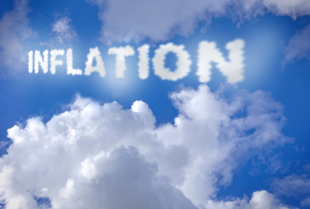 inflation: Inflation  Stock Photo