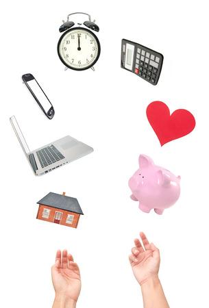 Work life balance Stock Photo - 23325536