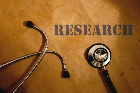 La ricerca medica Archivio Fotografico - 24087278