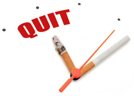 burning time: Time to quit