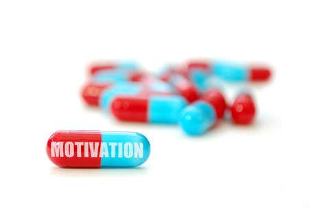 incentive: Motivation pill