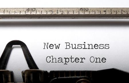 Het bouwen van een nieuw business concept
