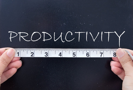 measure: Measuring productivity