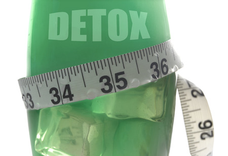 detox: Detox juice  Stock Photo