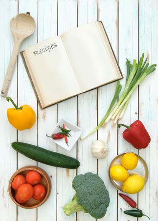 recipe: Recipe book