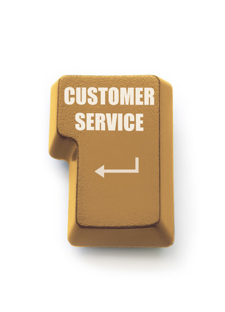 gold standard: Gold standard customer service